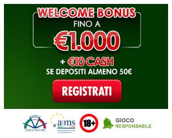 sisal-poker-bonus
