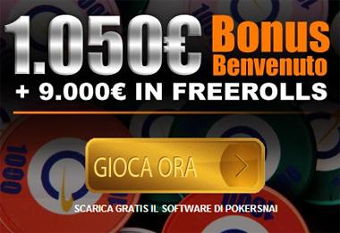 poker-snai-bonus