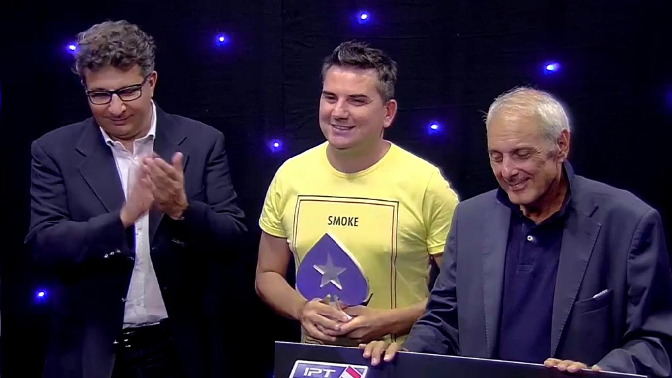 IPT7: A Saint Vincent trionfa Alessandro Adinolfo