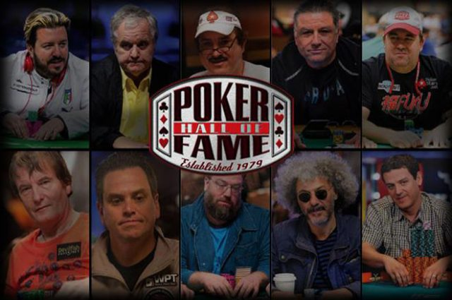 Poker Hall Of Fame 2016