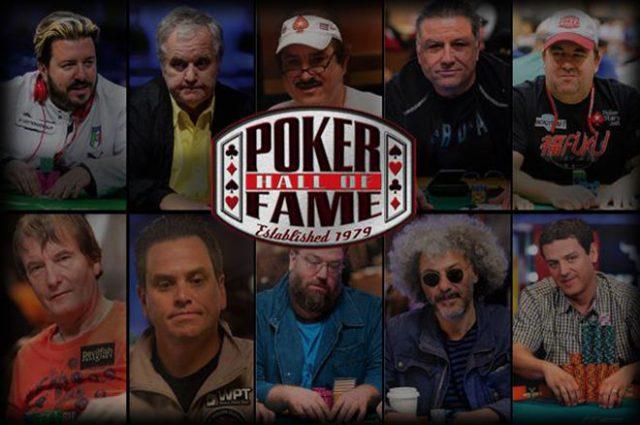 Poker Hall Of Fame 2016