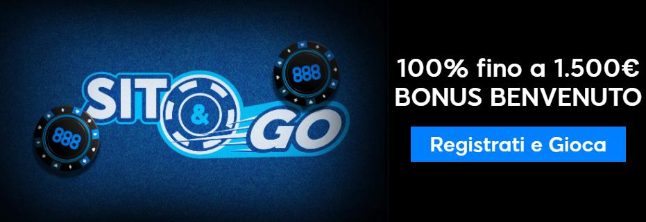 tornei sit&go 888poker