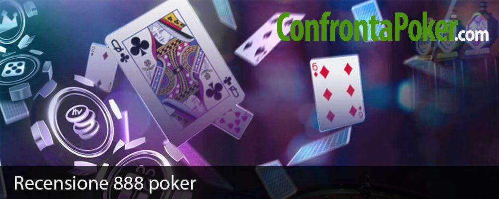 Recensione 888 poker room