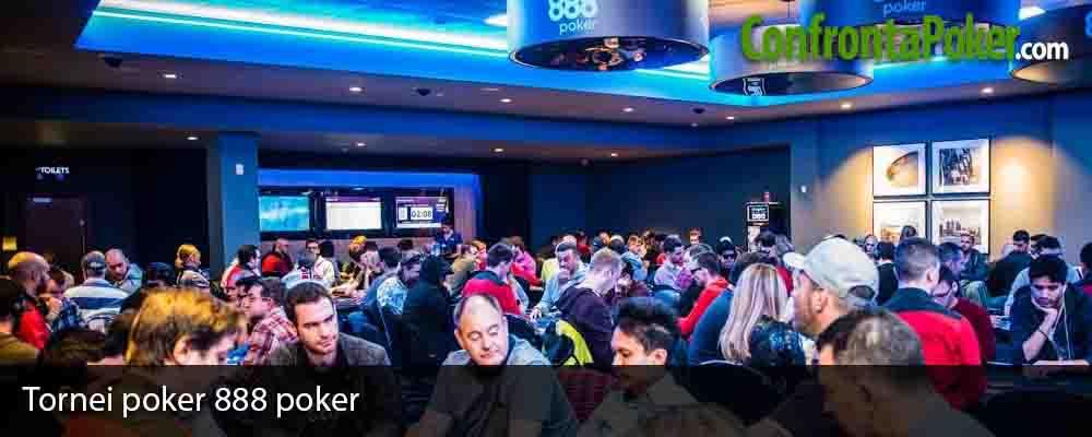 Tornei poker 888 poker