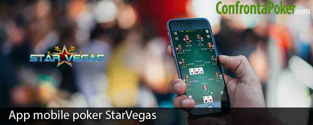 App mobile poker StarVegas