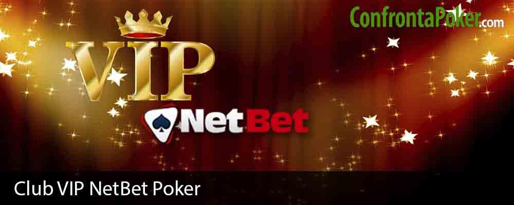 Club VIP NetBet Poker