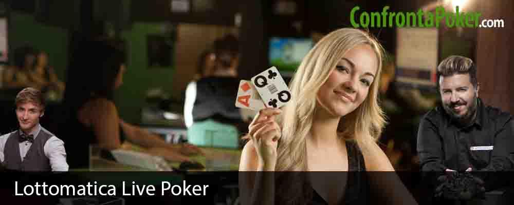 Lottomatica Live Poker