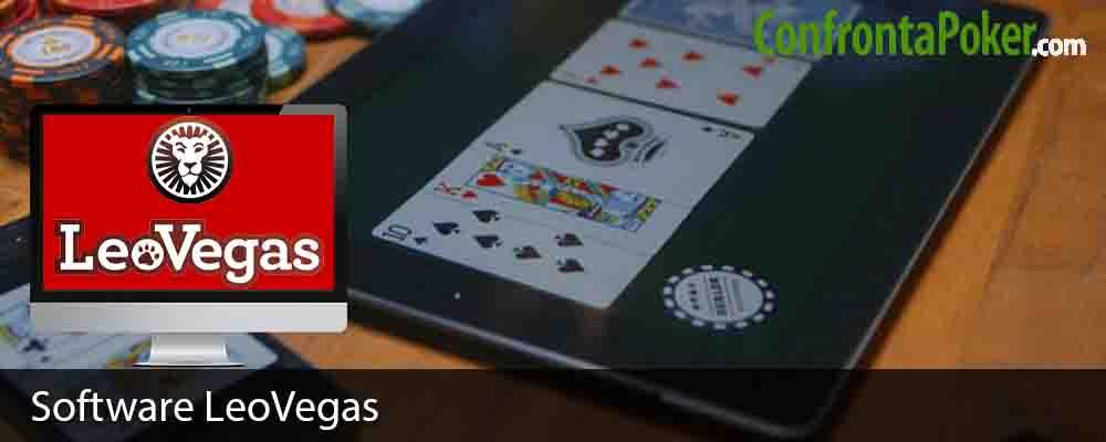 Software LeoVegas