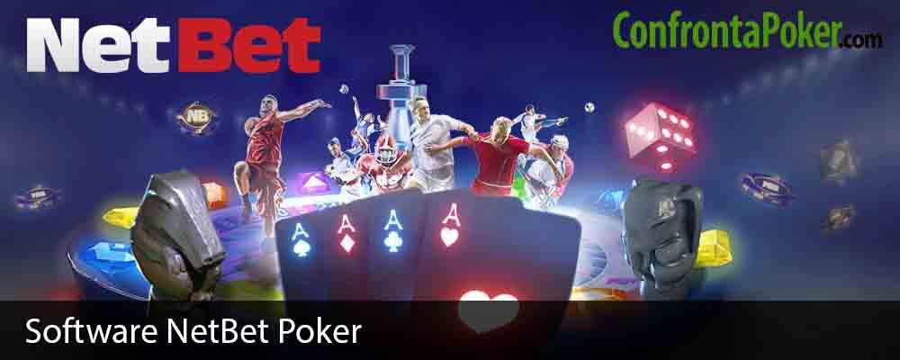 Software NetBet Poker