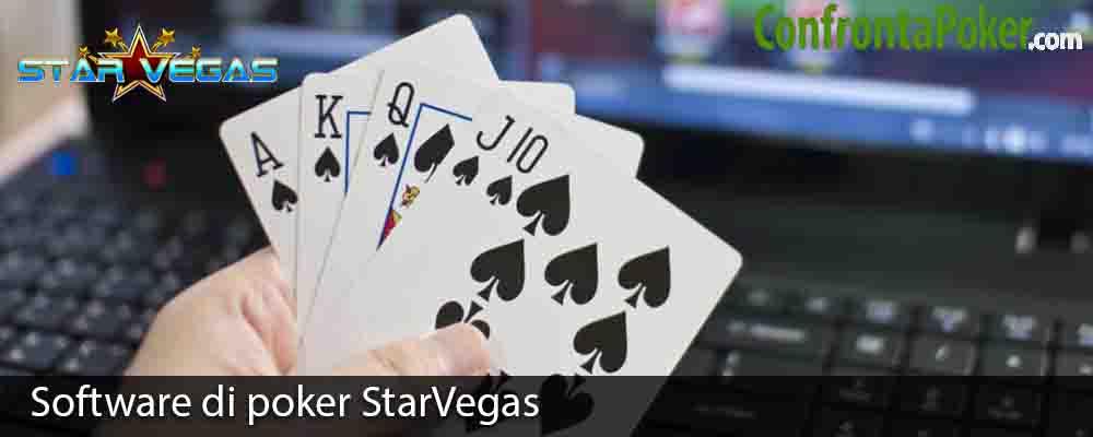 Software di poker StarVegas