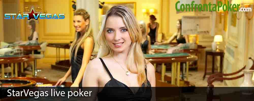StarVegas live poker