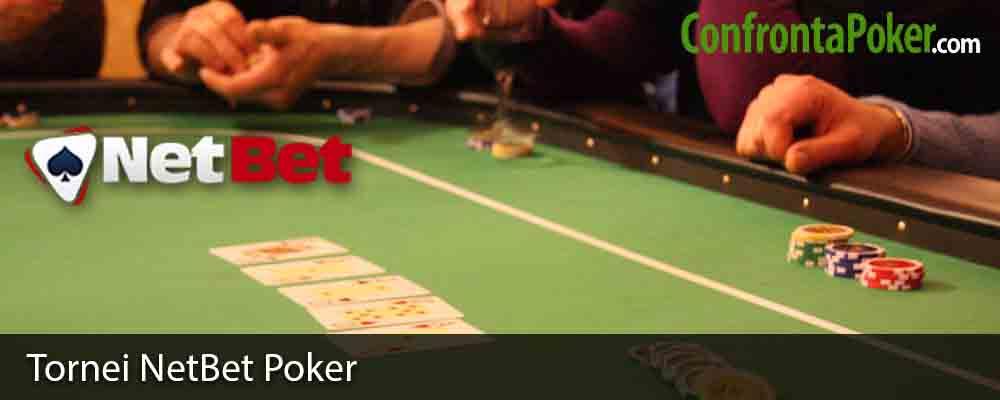 Tornei NetBet Poker