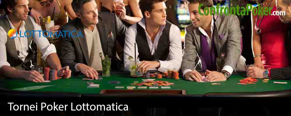 Tornei Poker Lottomatica