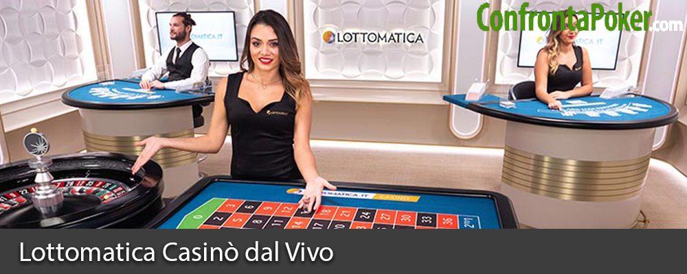 Lottomatica Casinò dal Vivo