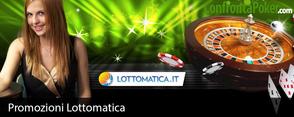 Promozioni Lottomatica