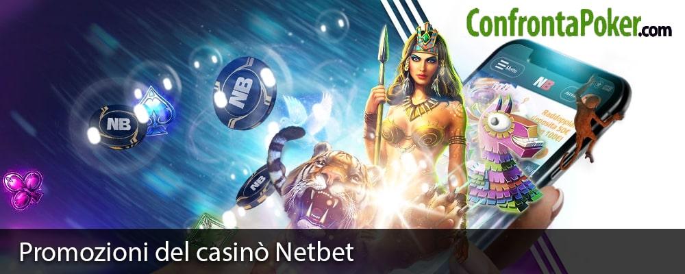 Promozioni del casinò Netbet