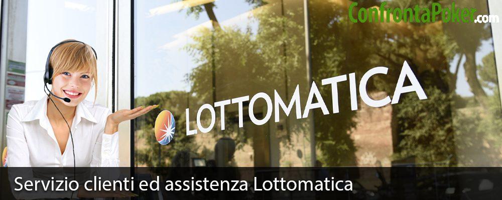 Servizio clienti ed assistenza Lottomatica