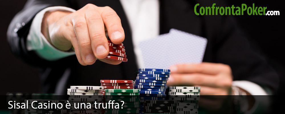 Sisal Casino è una truffa?