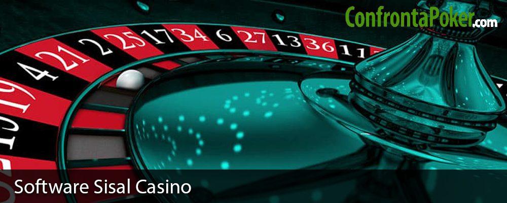 Software Sisal Casino