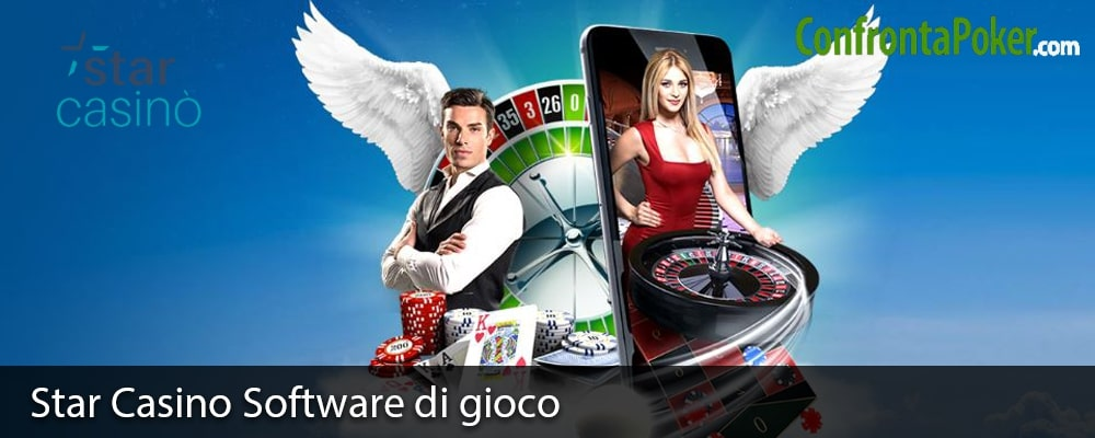 Star Casino Software di gioco