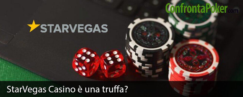 StarVegas Casino è una truffa?