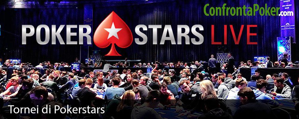 Tornei di Pokerstars