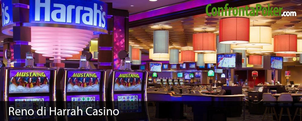 Reno di Harrah Casino