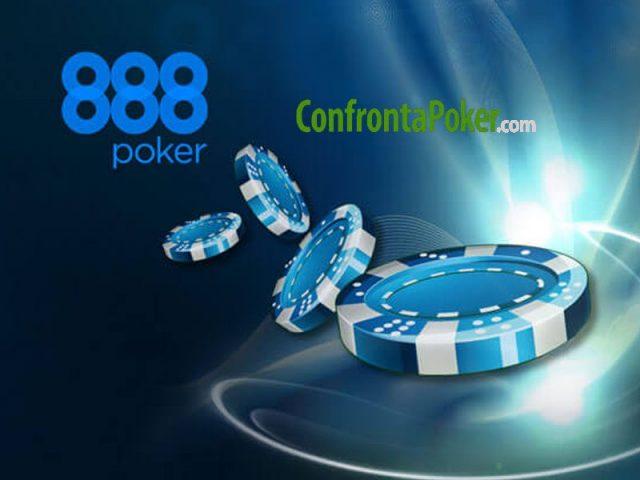 888Poker piattaforma